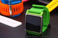 Colorful fashion LunaTi Watch Band Aluminum Case For iPod Nano 6,MOQ:10pcs/lot,HK/China Free Shipping,4067