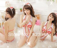 Hot Sale Jumpsuits Nurse Uniform Clothes High Quality Sexy Lingeries Free-shipping