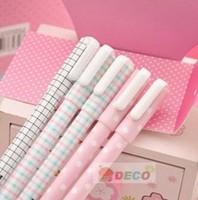 Elegant gel pen,0.35mm refill,  kid gel pen, Stationery ,New pen(SS-2026)