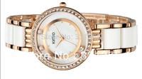 Eyki Kimio New women lady Bracelet watch bangle watch wristwatch fashion quartz watches rhinestone diamond watch