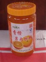 Raw milk fruit tea orange citron tea orange fruit drinks