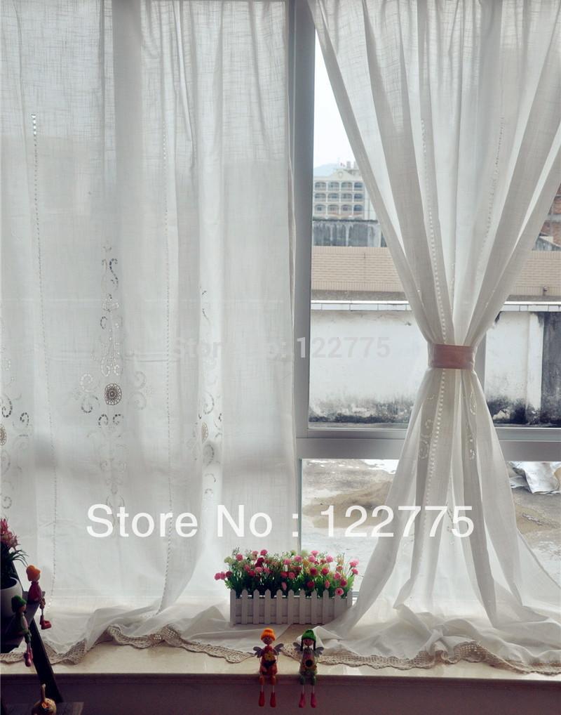 Keukengordijnen Landelijk : Country Living Room Curtains