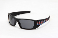 Fuel Cell Sunglass Matte Black Letter Frame Grey Lens men's classic eyewear glasses  freeshipping