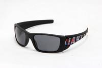 Fuel Cell Sunglass Matte Black Letter Frame Grey Lens men's classic eyewear glasses  freeshipping