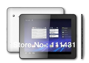 9.7'' capacitive screen android 4.0 1GB/16GB WIFI tablet pc with HDMI  7000mAh battery dual camera C97B