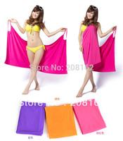 Wearable Bath Towel Variety Bathes Towel Bathing Skirt Bathrobe Pajamas Bath Skirt Sling Bra