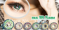 25pairs/lot  DHL Shipping 2013 Dream 3D Shinning Beauty Romantic Europe Wedding Greeting Bride Club Color Eyes Vella Lense