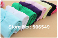 Fashion Korean V-neck Candy Color Women Cardigan Sweater Knitted Outerwear