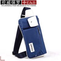 Fashion  leisure men canvas waist pack,men bag men wallet ,free shipping