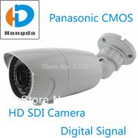 "1/2.8"" Panasonic CMOS 2.2 Megapixel Full HD 1080P Waterproof SDI Camera outdoor 2.8-12mm WDR security cctv cam Digital Signal"