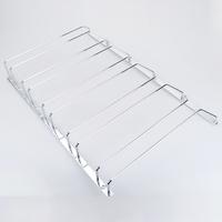 Carbon steel cup hanging rack wine rack