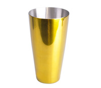 american style golden bar cocktail shaker professional wine shaker