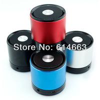 Free Shipping 2013 New Portable Rechargeable Mini Speaker Wireless Bluetooth For iPhone iPod Laptop MP3/4,cellphone,etc