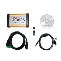 Professional Auto Diagnostic Tool VCS Vehicle Communication interface VCS scanner