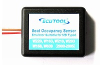 Top Quality Seat Occupancy Occupation Sensor SRS Emulator Type 6 for Mercedes Benz W220 W163 W210 W203 W168 W639+Free Shipping