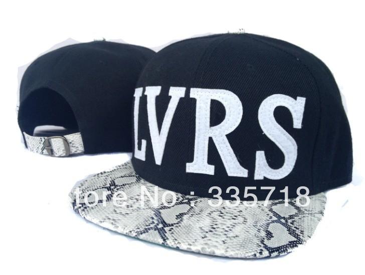 LVRS snakeskin Snapback hats cheap fashion brand mens women adjustable baseball caps sun hat Free Shipping(China (Mainland))