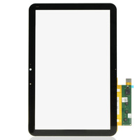 New Touch Screen Glass Digitizer Front Panel Lens Replacement For Motorola Xoom B0198
