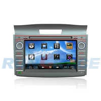 Honda New CR-V Car DVD GPS ,2 din 7 inch CR-V Car DVD,with GPS,Bluetooth,TV,Game,Radio,etc Free shipping