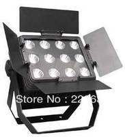 12*15w RGB 3IN1 LED waterproof par light zoom waterproof led light,LED wash light