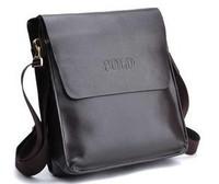 Free Shipping Men Shoulder Bag Men Genuine Leather Messenger Bag High Quality Business Bags, Briefcase