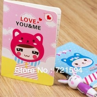 Free Shipping South Korea Stationery Lovely Small Pure And Fresh And School Supplies Note Book Notepad/Office Supplies