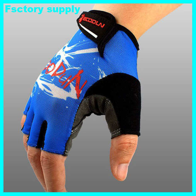 Dropshipping Motorcycle Airsoft Adjustable Protective Outdoor Sports Hunting Riding Game bike tactical fingerless safety gloves(China (Mainland))