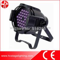 decorative light led light source 36*3w UV/black light par led