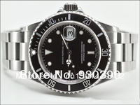 Free shipping top brand watch stainless steel men mechanical dive watch R02