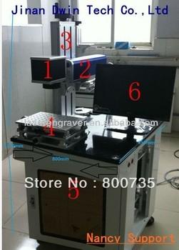 Hot sale&Best price China yag-50 date code marking laser machine