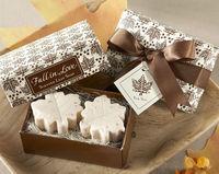 GAGA !  Maple Leaf  soap wedding gift /Creative wedding gift/gift soap/mini Soap/, 60pcs/lot, QY1-10
