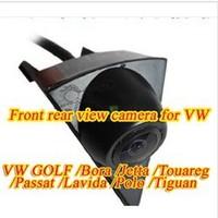Car logo Front view camera for VW GOLF /Bora /Jetta /Touareg/ Passat/ Lavida/ Polo /Tiguan/ EOS/ GTI
