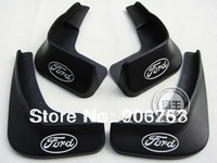 2007-2012 Ford Mondeo Mk4 Soft plastic Mud Flaps Splash Guard fs56