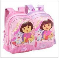 Fast Shipping cartoons kids shoulder bags girls school bag 2013
