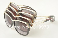 Free Shipping 2013 Fashion woman Sunglasses  Brand New Designer Sunglasse Unisex Sunglasses FS5300