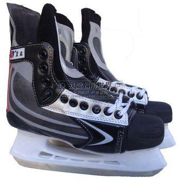 Ice hockey flower knife ball knife shoes ball knife slapshot knife shoes adult skate
