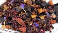 Flower tea vanilla flower fruit tea fruit tea fruit tea