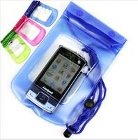 Waterproof bag watertight enclosure swimming phone bag camera waterproof case 2pcs/lot