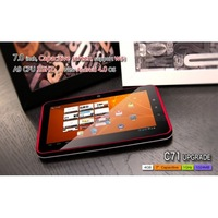 7 Inch Android 4.0 Tablet PC Capacitive Touch Screen 512M/8G Five point touch