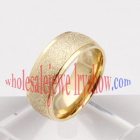 Hot Selling The gold bowl shape stainless steel ring Lord of the Rings Wholesale Price USA size 6/7/8/9/10/11/12/