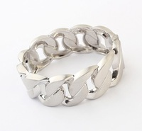 Free shipping Europe exaggerated exquisite fashion new hot metal crossover