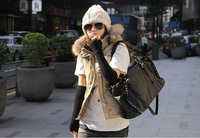 Free Shipping Hot Sale Rivet Womens Messengers Bag Designers High Quality Brand 2013 New South Korea