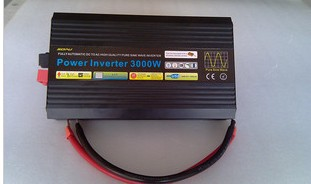 Free Shipping 3000W 12V to 220V 60Hz Pure Sine Wave Off Grid Inverter solar for home system 3KW