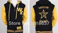 TAYLOR GANG Full Zip Hoodies Men's Hoody sweatshirt