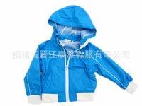 children autumn clothing trench waterproof windproof outdoor jacket outerwear boy sports jacket Freeshipping