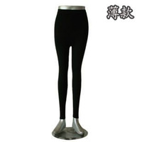 Super slim waist seamless thermal legging in the winter boot cut jeans women's thin cashmere pants