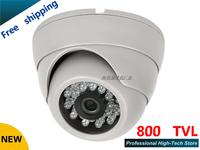 free shipping!cctv camera HD 800TVL sony ccd cctv cam IR surveillance camera security camera wholesale dome cameras