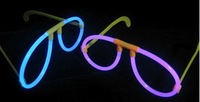 RB Designer Glowing Hockey Stick Flash Luminous Glasses Connector Flash Toy,Novely Party Glasses Kids Toys Gafas Partido Juguete
