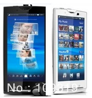 "Free shipping original X10 mobile phone unlocked 8.0MP WIFI 4.0"" inch screen X10i"