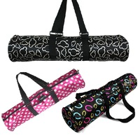 Yoga bag multifunctional plus size yoga bags waterproof yoga backpack waterproof yoga mat bag