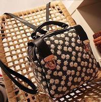 Red pepper - 2012 princess elegant lace bag multifunctional backpack